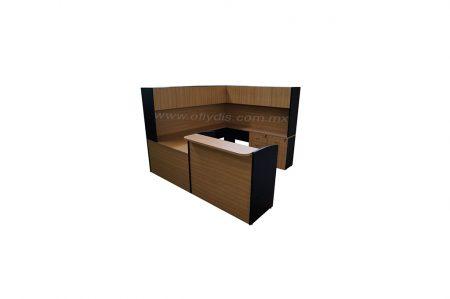 recepcion escritorio