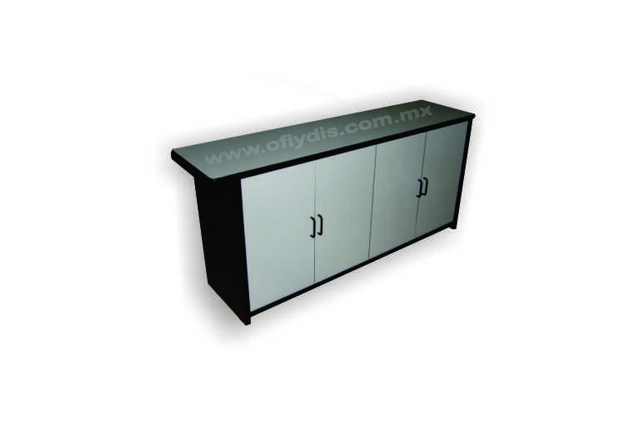 Credenza Con Puertas : Credenza con puertas corredizas ofiydis muebles para oficina