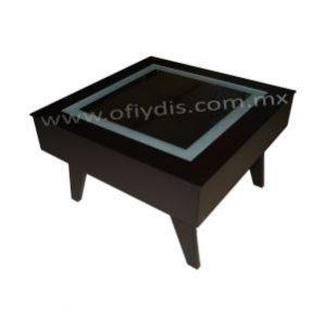 mesa de centro en mdf