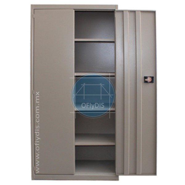 gabinete universal 1,80 de alto2 metalico ofiydis