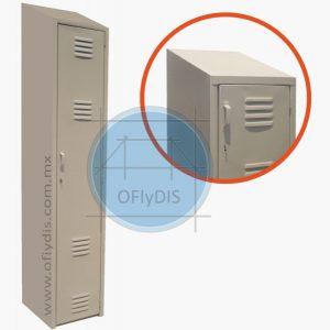 locker metalico con copete ofiydis