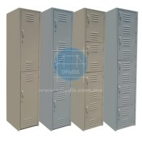 locker metalico troquelado ofiydis