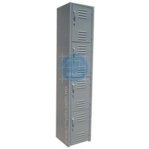 locker de 4 puertas troquelado ofiydis