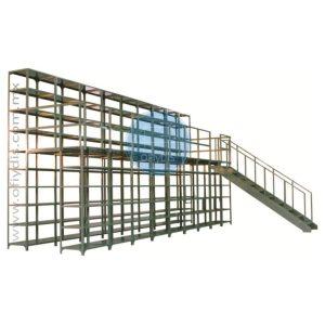 Escalera Metálica Recta ofiydis