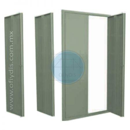 puertas para anaquel o estanteria ofiydis