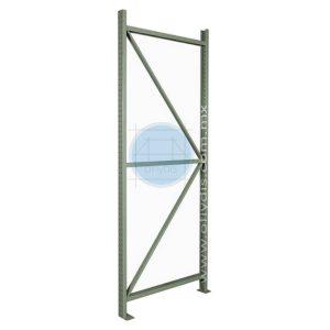 cabecera para rack metalica ofiydis