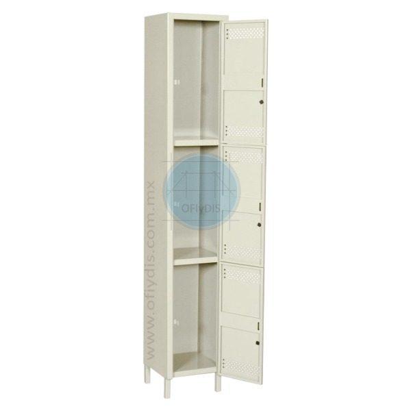 locker con patas 3 puertas LP-3178-a-ofiydis