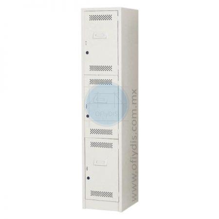 locker estandar 3 puertas L-3103-ofiydis