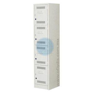 locker estandar 4 puertas L-3104-ofiydis