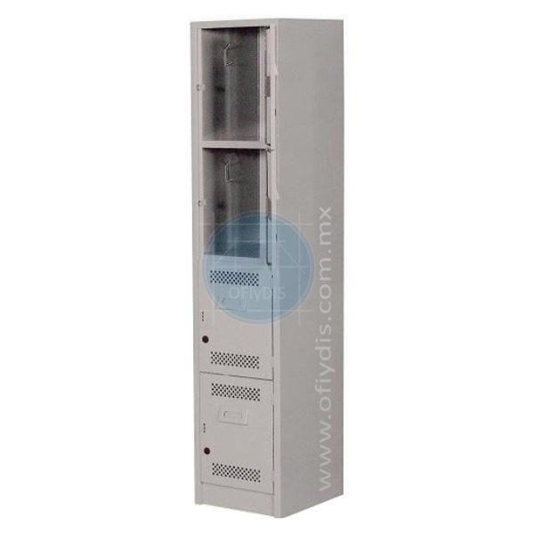 locker estandar 4 puertas L-3109-ofiydis