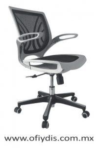 silla operativa para oficina E-19601-1