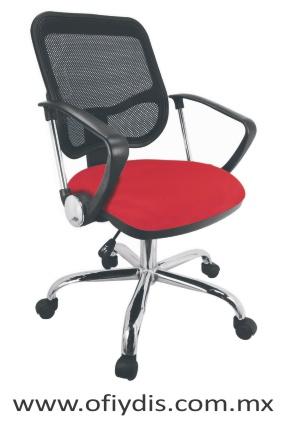 silla operativa para oficina E-22001-1 ofiydis