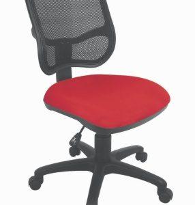 silla operativa de oficina sin brazos E-22055-1 ofiydis