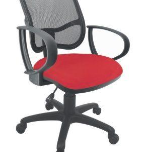 silla secretarial para oficina con brazos E-22091-1 ofiydis