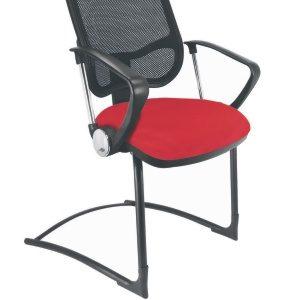 silla visitante para oficina base trineo E-22083-1 ofiydis