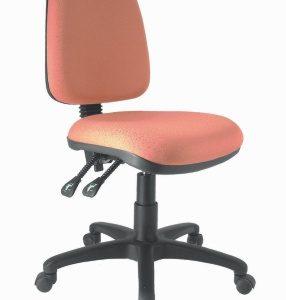 silla secretarial respaldo alto E-20055