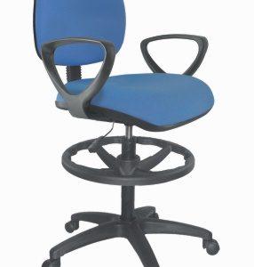 silla cajera de oficina con brazos E-21087 ofiydis