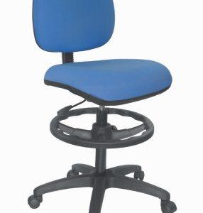 silla cajera de oficina con brazos E-21086 ofiydis