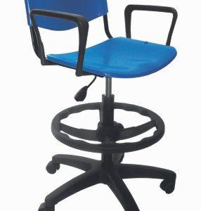 silla para oficina cajera E-27077-8 ofiydis