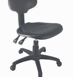 silla industrial con respaldo 2 palancas E-28085 ofiydis