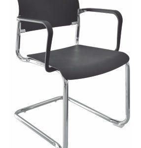 silla de visita de oficina con brazos E-39531 ofiydis
