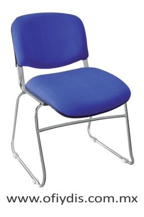 silla visitante de oficina base trineo E-35010 ofiydis