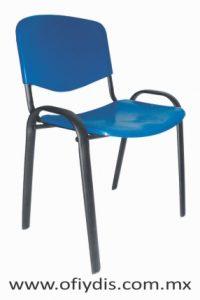 silla de visita sin tapiz E-36058-1