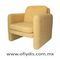sillon de 1 plaza E-57150 ofiydis