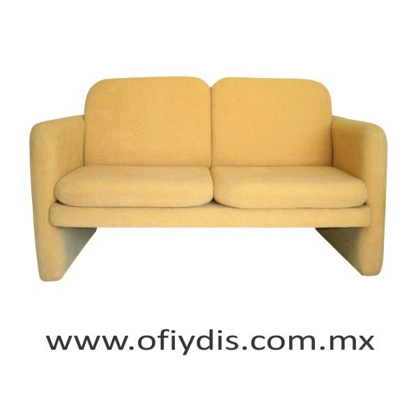 sillon de 2 plazas E-57250 ofiydis