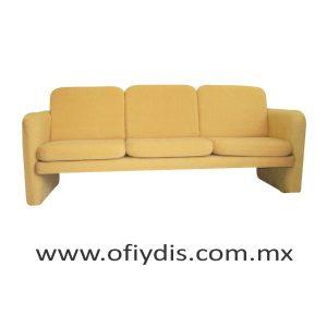 sillon de 3 plazas E-57350 ofiydis