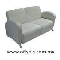 sofa de 2 plazas E-50200 ofiydis