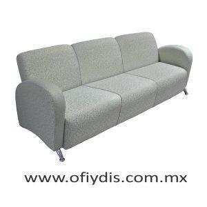 sofa de 3 plazas E-50300 ofiydis